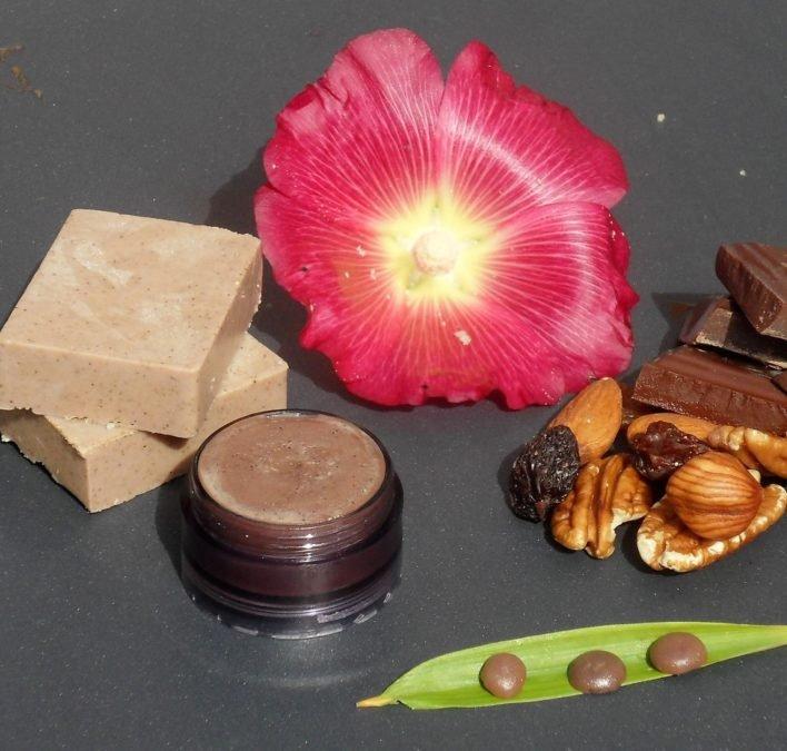 atelier cosmétique chocolat