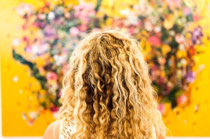 cheveux démélant