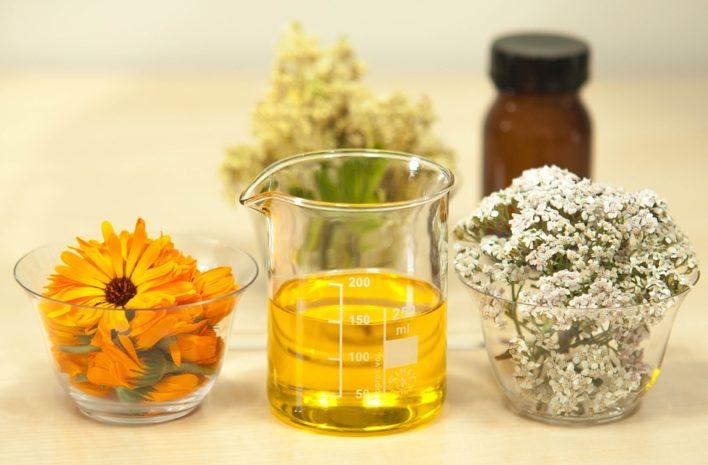 macération huileuse calendula