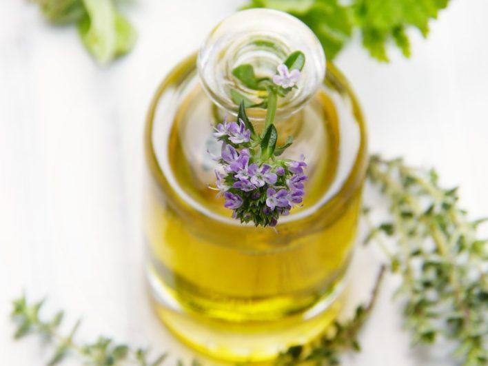 différence huile et macérat