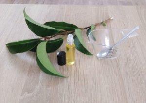 Recette huile apaisante anti-stress